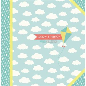 Picture of Bright & Breezy Paper Collection